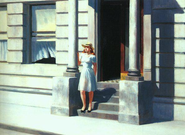 Hopper, Summertime