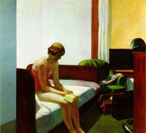 Edward Hopper, Hotel