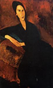 Reference  Amedeo Modigliani 011